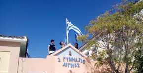 «Κρύφτηκαν οι Ανθέλληνες»…Η Αντίδραση των μαθητών στην αποβολή του Ελληνόπουλου που ύψωσε τη Σημαία!