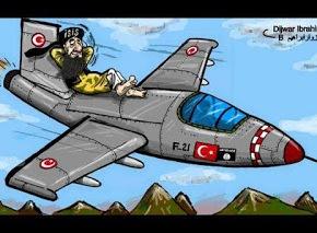 """Τα """"προφητικά"""" σενάρια του ΝΑΤΟ για την Τουρκία και ο τρόμος τουΕρντογάν"""