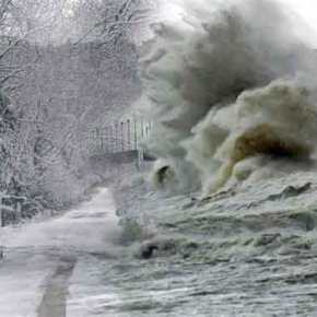 Ο Σάκης Αρναούτογλου προειδοποιεί για σφοδρή επιδείνωση του καιρού: Πλημμυρικά φαινόμενα -Που θα «χτυπήσει» η κακοκαιρία(χάρτες)
