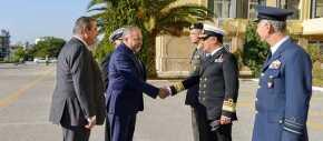 Καταφεύγουμε στο Ισραήλ – «Περαιτέρω σύσφιγξη» σχέσεων εξήγγειλαν Π.Καμμένος καιΑ.Λίμπερμαν