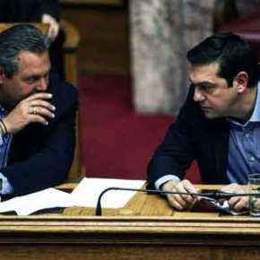 «Μπαρούτι» στη Βουλή: Ποιος είναι πραγματικά ο Έλληνας πράκτορας που αυτομόλησε στη ΜΙΤ και διαρρέει κατά τον Π.Καμμένο τα απόρρητα έγγραφα της συμφωνίας με την ΣαουδικήΑραβία