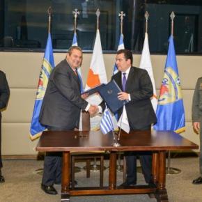 UAVs και Αεράμυνα στο Μνημόνιο Συνεργασίας Ελλάδας – Κύπρου – Τι συμφώνησαν Καμμένος –Φωκαΐδης
