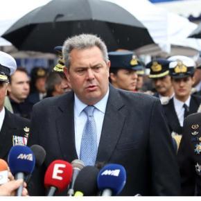 Εισβολή Ρουβίκωνα στο Υπουργείο Άμυνας: «Να πέσουν κεφάλια» ζήτησε οΚαμμένος