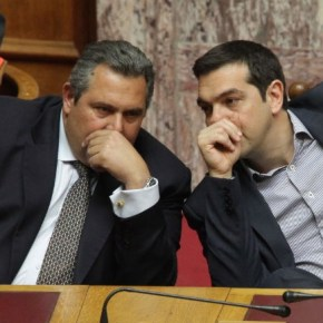 Αναβολή για την υπόθεση Καμμένου ζητά οΤσίπρας