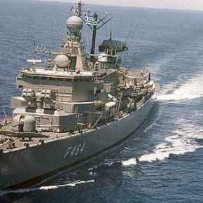 Δωρεά προς το Πολεμικό Ναυτικό: Υπογραφή Σύμβασης για φρεγάτες τύπουS