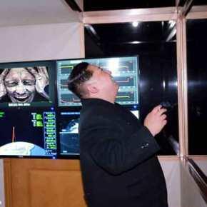 Σε ύψος 10πλάσιο του Διεθνούς Διαστημικού Σταθμού έφτασε ο πύραυλος της ΒόρειαςΚορέας