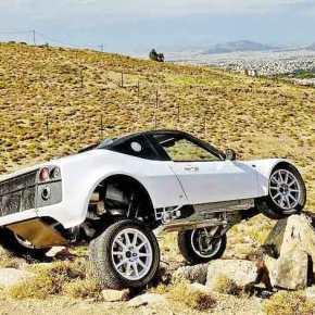 Έρχεται με φόρα το Korres 4, το ελληνικό «υπεραυτοκίνητο» που «τραβάει»παντού