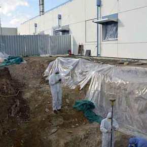 ΚΥΠΡΟΣ 1974: Βρέθηκε ο τάφος 31 νεκρών από ναπάλμ των Τούρκων στο ΨυχιατρείοΛευκωσίας