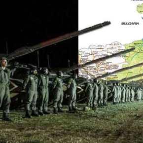 Ακονίζουν τα όπλα τους: Eισβολή σε στρατιωτική ζώνη στονΕβρο