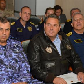 Καμμένος: Αναλαμβάνω την πολιτική ευθύνη για την εισβολή Ρουβίκωνα στοΥΠΕΘΑ