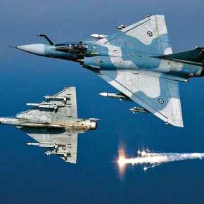 Τρέχουν για ενίσχυση της ΠΑ: Κλείνει η συμφωνία για τα Mirage 2000 και η παραγγελία 12 εκπαιδευτικώναεροσκαφών