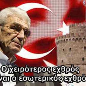 Οι Τούρκοι αποθεώνουν τον Γ.Μπουτάρη – «Σχεδιάζει εκστρατεία προστασίας και αποκατάστασης της Οθωμανικής κληρονομιάς»γράφουν
