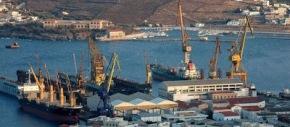 Τζέφρι Πάιατ: «Έρχεται μεγάλη αμερικανική επένδυση στα ναυπηγείαΣύρου