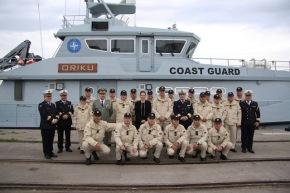 Το αλβανικό πολεμικό πλοίο επέστρεψε από τοΑιγαίο