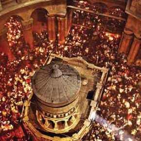 Παγκόσμιο δέος προκαλεί η επιβεβαίωση της αυθεντικότητας του Πανάγιου Τάφου – Τεράστια επιτυχία τουΕΜΠ