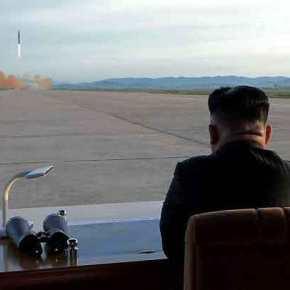 Νέα εκτόξευση βαλλιστικού πυραύλου από τη ΒόρειαΚορέα