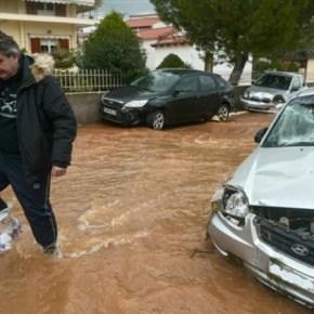 Εννέα νεκροί στη Δυτ. Αττική από την κακοκαιρία – Εγκλωβισμένοι οδηγοί, πλημμύρισαν Μάνδρα, Μαγούλα, ΝέαΠέραμος