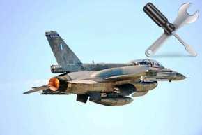 Πολεμική Αεροπορία: Εξελίξεις με F-16 και Mirage2000