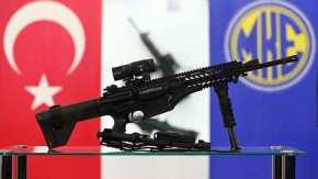 Η Τουρκία στέλνει αιφνιδιαστικά χιλιάδες αυτόματα τυφέκια MPT-76 στα Κατεχόμενα εξαπολύοντας ωμές απειλές κατά τηςΚύπρου!