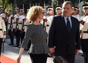 Σκόπια: Η υπουργός Άμυνας σε επίσημη επίσκεψη στηΒουλγαρία