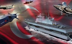 F-35B STOVL, Μeteor, SOM-J & TCG Anadolu: Η τετραπλή τουρκική πρωτόγνωρηαπειλή