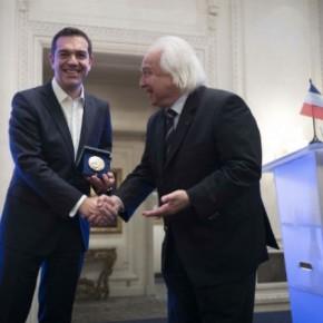 «Χωρίς τη στήριξη του ελληνικού λαού δεν θα βρισκόμουν σήμεραεδώ»