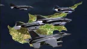 ΕΚΤΑΚΤΟ-Η Τουρκική πολεμική αεροπορία έχει βάλει στο στόχαστρο την Κύπρο-Συναγερμός σε ΓΕΕΦ καιΓΕΕΘΑ