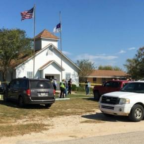 Φονική επίθεση σε εκκλησία στοΤέξας