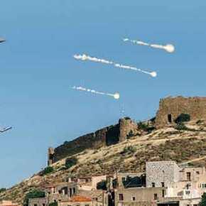 Μισή Ντουζίνα F-16 μας έστειλε o Ερντογάν…Αλλά τους πλάκωσαν στις «φάπες»νότια τηςΛήμνου!