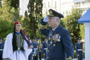 Αρχηγός ΓΕΑ: Τα στελέχη της Πολεμικής Αεροπορίας φυλάττουν ουράνιες«Θερμοπύλες»