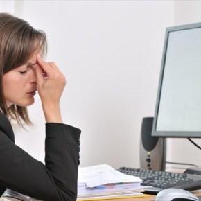 Οι πολλές ώρες εργασίας ευθύνονται για την αύξηση της πίεσης στοαίμα