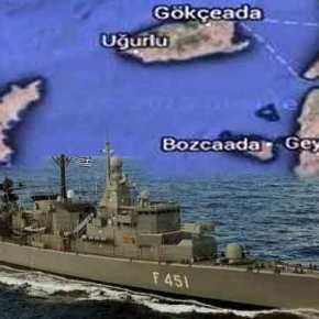Ένταση στη Λήμνο με απειλές της Τουρκίας για ρεσάλτο σε γερμανικό πλοίο! Σπεύδει ηΕΛΛΗ