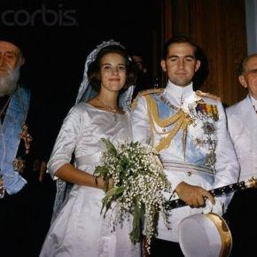 Σεπτέμβριος 1964: Ο γάμος του τέως βασιλιά Κωνσταντίνου και της Δανής πριγκίπισσας Άννας-Μαρίας(βίντεο)