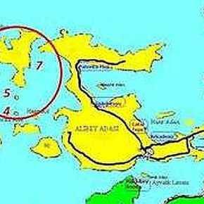 """Δείτε Τα 8 Μικρά Νησιά Που Η Τουρκία Μπορεί Να Χάσει Από Το """"Αφήγημα"""" Των ΓκρίζωνΖωνών"""