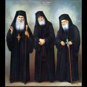 Οι Τρεις Άγιοι του Πόνου και τηςΕλπίδας