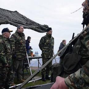 Επανδρώνουν όλα τα ακριτικά φυλάκια οι εθνοφύλακες -Πολεμικές προετοιμασίες ενόψειΤούρκων