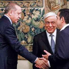Τά προβλήματα Ελλάδας Τουρκίας να γιατί δεν μπορούν ναλυθούν.