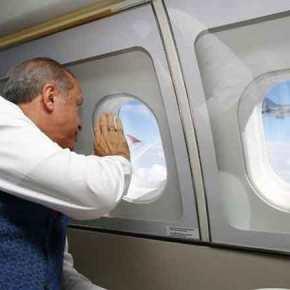 Πρόκληση Ερντογάν! Τουρκικά F-16 τον συνόδευσαν στη πτήση προς Ελλάδα μεπαραβιάσεις!