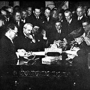 Η Συνθήκη της Λωζάνης – Η Συνθήκη τωνΣεβρών