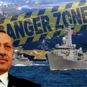 Περνάει στην πράξη ο Ρ.Τ.Ερντογάν: Η Τουρκία ξεκινά την κατασκευή πλωτών γεωτρύπανων με προορισμό τοΑιγαίο