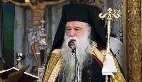 «Άστραψε Και Βρόντηξε» Ο Αμβρόσιος: Άθεος Και Αντίχριστος ΟΤσίπρας