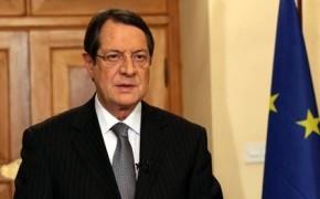 Αναστασιάδης: Θέλουμε λύση που θα απαλλάσσει την Κύπρο από τις κατοχικέςδυνάμεις