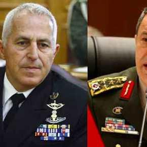 """""""Σας βλέπουμε"""" το μήνυμα του Α/ΓΕΕΘΑ στον ΤούρκοΑρχηγό"""