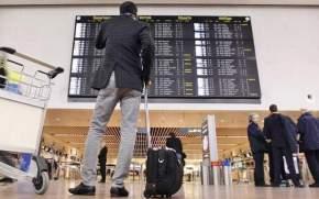 Ελεγχοι σε ταξιδιώτες από Ελλάδα και σε βελγικάαεροδρόμια