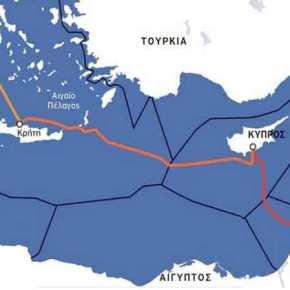 Eurοasia Interconnector με ηλεκτρική σύνδεση Ισραήλ-Κύπρου-Ελλάδος «κλειδώνει» το Αιγαίο -«Λύσσαξαν» στην Άγκυρα οιΤούρκοι