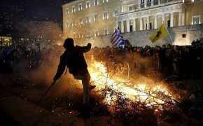 Η κατάσταση αυτή δεν θα διαρκέσει πολύ… αργά ή γρήγορα οι Έλληνες θαεξεγερθούν