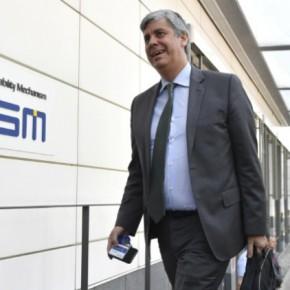 Νέος πρόεδρος του Eurogroup ο Πορτογάλος ΜάριοΣεντένο