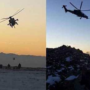 Ολη η Τουρκία ένα μελλοντικό νεκροταφείο: Στους πρόποδες του όρους Αραράτ μάχες σώμα με σώμα Τούρκων και«Κούρδων»