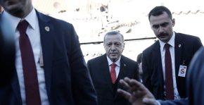 Δικαστικοί προς Ερντογάν: Θεμέλιο της Δημοκρατίας μας η Αρχή τηςΔιάκρισης