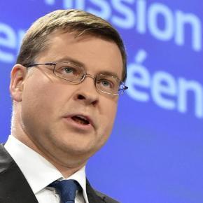 Ντομπρόβσκις: «Στον σωστό δρόμο ηΕλλάδα»